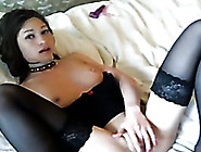 Raunchy Teen Toying Her Pussy When I Fuck Her Ass In A Doggy Pos