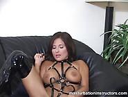 Super Hot Milf Humiliates Your Small Cock Joi