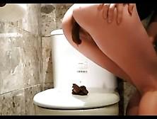 Hot Poop On Toilet Seat