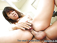 Chubby Asian Teen Got Her Fuck Holes Destroyed Simultaneously
