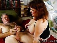 Beautiful Busty Bbw Milf Is A Very Hot Fuck