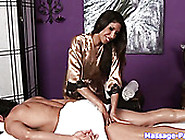 Insatiable Dark Haired Hottie With Big Breasts Presents Hot Bj I