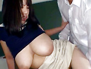 Busty And Straight Lady Rin Aoki Is Having Fuck Indoors