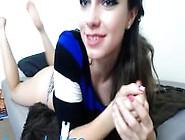 Hot Teen Thailand Cuckold Lick On Webcam