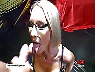 Amateur Blonde Milf,  Emma Starr Went To The Club And Got Fucked,