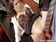 Casey Calvert Is A Lovely Elegant