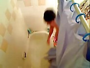 Young Amateur Couple Doing Real Hardcore Fuck In Hot Shower