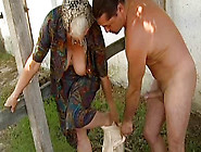 Granny Norma Gone Wild For Cock
