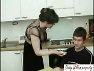 2011-12-01-Mom Fucks Son In The Kitchen