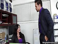 Naughty Boss Kendra Lust Fucking