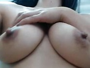 Big Tit Girl Milks Her Tits And Pl.  Danyel From 1Fuckdate. Com