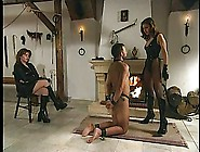 Faceslapping By Two Mistresses