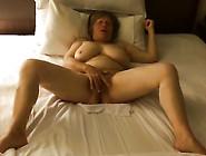 Big Tits Mature Home Alone