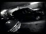 Esposa Infiel Cogiendo En El Estacionamiento Con Un Desconocido