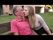Big Old Cock Teaching Teenie Anal Fuck Positions