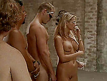 Angelica Sin Ravished By A Bunch Of Erected Pricks
