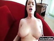 Slutty Gf Katrina Jade Shows Off Big Ass And Stuffed On Cam