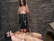 Good-Looking Penny Flame Having A Real Bdsm Experience