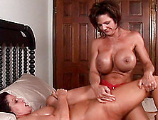 Busty Magdalene Dissolves In Absolute Pleasure While Her Pussy P
