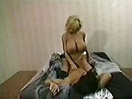 Huge Boobed Vintage Blonde
