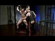 Hairy Sex Slave Enjoying An Awesome Handjob