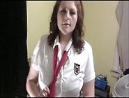 Young School Girl Pisses And Drinks Piss