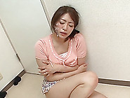Hot Kaori Goes Really Hardcore In The Kitchen With Her Man