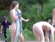 Naked Sights From The Nudist Camp