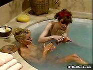 Dominique Saint Claire And Helene Shirley Decide T