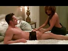 Very Hot Mother Fucks Young Son