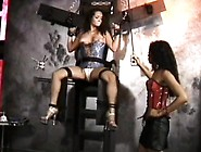 Busty Trisha Post Is Tied Up And Tortured By Her Mistress Lita Y