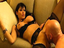 European Playgirl Eva Karera With Hot Huge Melons Is Acting In H