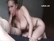 Amateur Girl Big Tits Gives Head And Swallows-Cumkam. Com