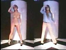Naked Girls Dancing In Strange Video