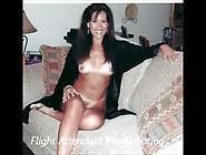 Flight Attendant Shares Her Layover Masturbation Fantasy