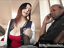 Teen Noelle Easton Ripped By A Monster Cock And Facialized