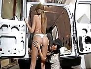 Lesbian Van Time