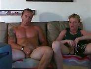 Wanking My Circumcised Cock