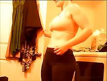 Lori Hidden Camera Shower