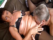 German Grandma And Grandpa Still Having Hot Sex
