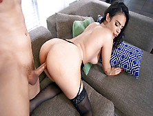 Latina Violet Starr Got Her Pussy Pounded Doggystyle