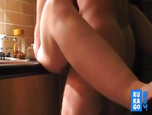 Amateurs Lady Want To Fuck In Kitchen - Lostfucker