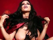 Romi Rain - Vampire Behind The Scenes