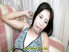 Hardcore Facial Cumshot And Swallow