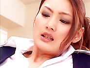 Horny Japanese Slut Risa Murakami,  Natsumi Horiguchi In Crazy Couple,  Office Jav Video