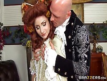 Honey Red-Haired Maried Woman Veruca James