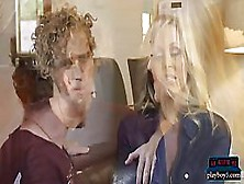 Julia Ann Is Fucking A Much Younger Guy Because She Likes His Ro