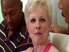 Mature Granny Fucked By Black Cocks