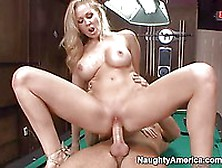 Wild Milf Julia Ann Is A Busty Oral Sex Lover And A Hardcore Fucked That Does Not Stop.