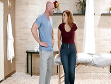 Natasha Nice Gets Pussy Fingered And Licked By Johnny Sins